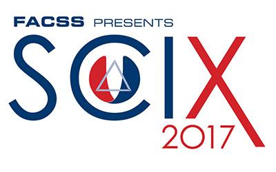 SciX 2017 logo