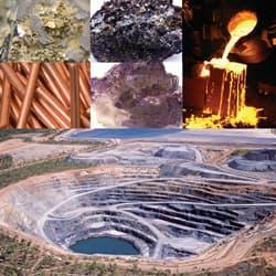 Rapid Analysis of Mining Samples