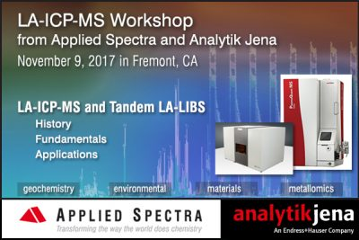 LA-ICP-MS Workshop