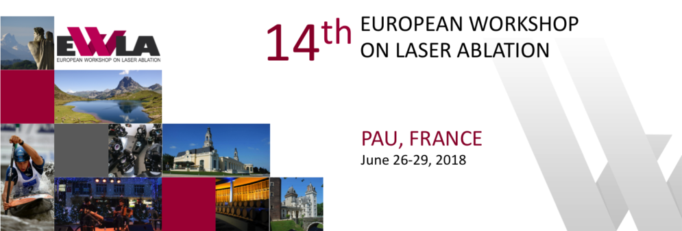 14th European Workshop on Laser Ablation